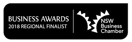 NSW Business Chamber Awards Regional Finalist