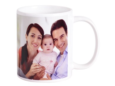 10% off Promotional Dye Sublimated Can Mugs