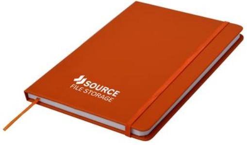 orange carnival notebooks