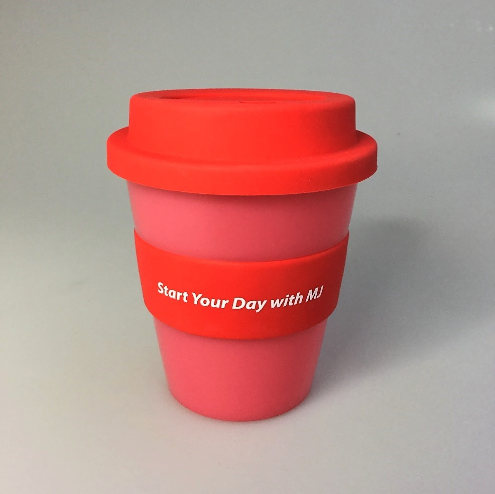 Pad Printing On a Cup