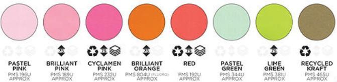 more paper colour options