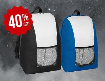 Huge 40% Off Printed Backpacks