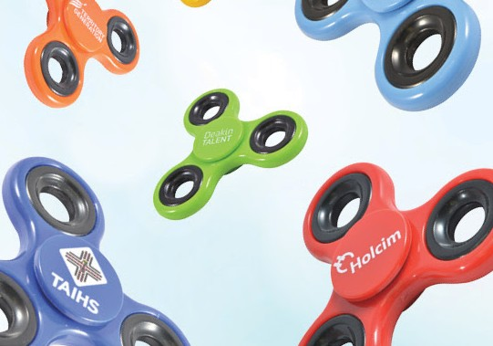 10% off Select Fidget Spinners