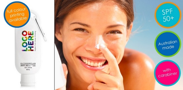 Reduced Price on Promotional Suncreen
