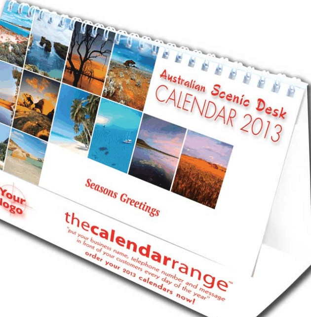 promotional gift calendar article