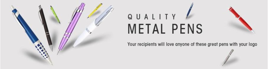 custom branded metal pens