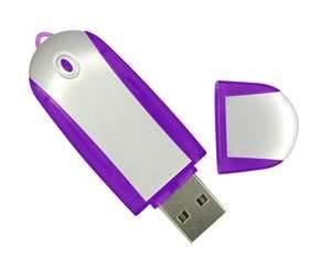 purple usb