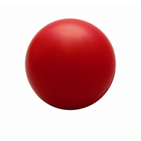 red stressball