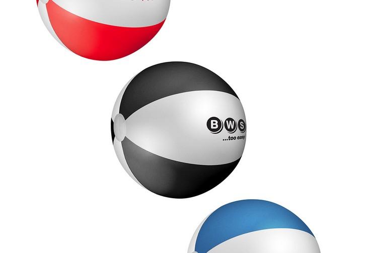 Stocked Beach Balls Branded for Summer