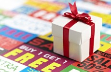 Tip On and Coupon Gifts